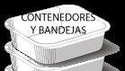 contenedores y bandejas para c26tf