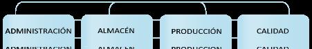 organigrama compac mediterranea